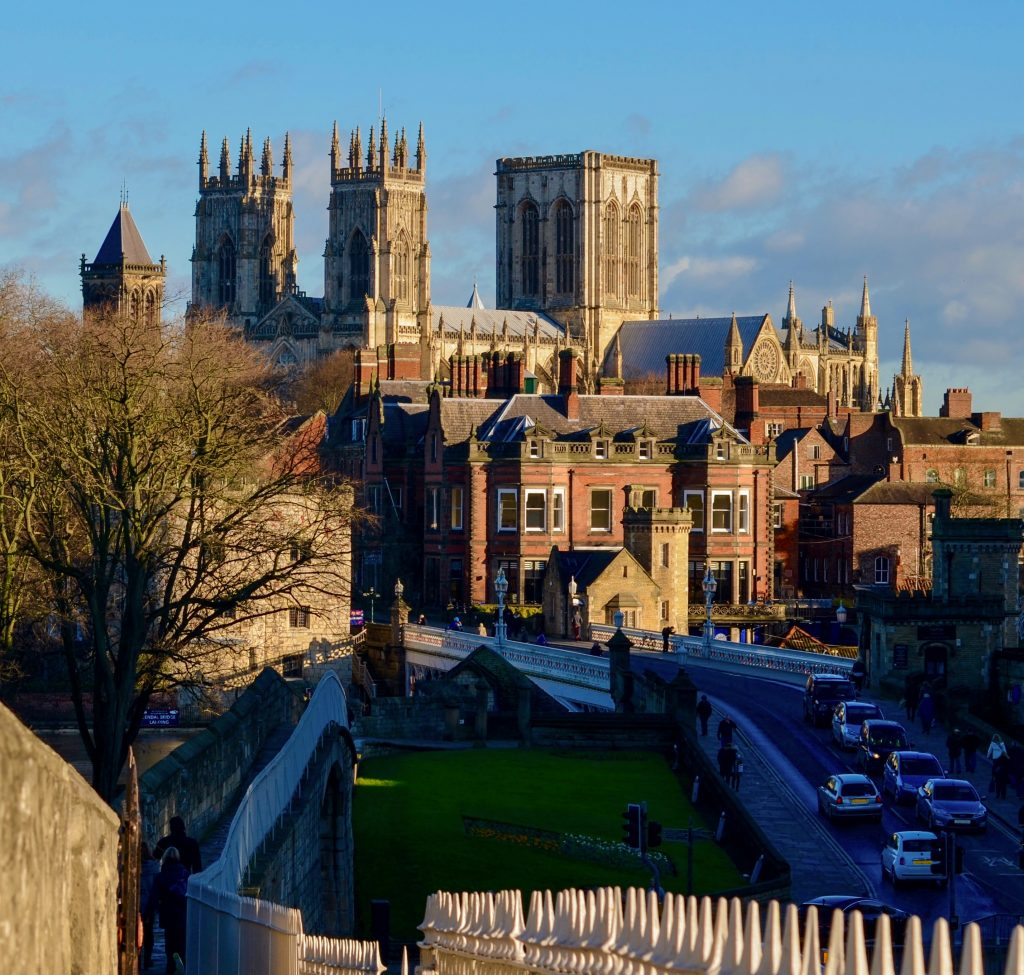 York Minster from Bar Walls