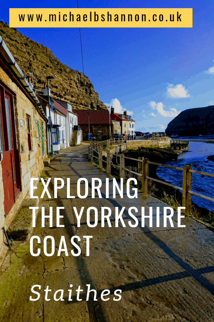 Explore the Yorkshire Coast - Staithes