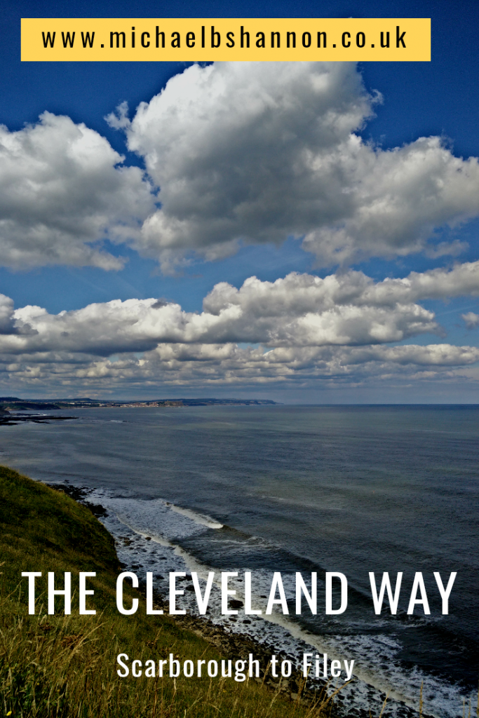 The Cleveland Way - Scarborough to Filey