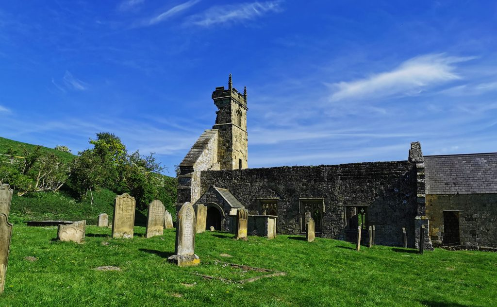 Church, Wharram Percy
